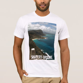 living in color. skaters grooVe. t-shirts4skaters T-Shirt