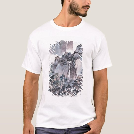 Living in the Mountains T-Shirt