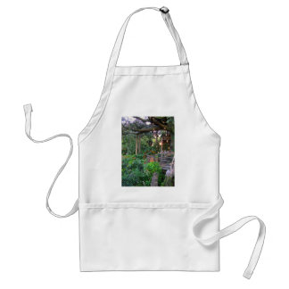 Living in the Trees Adult Apron