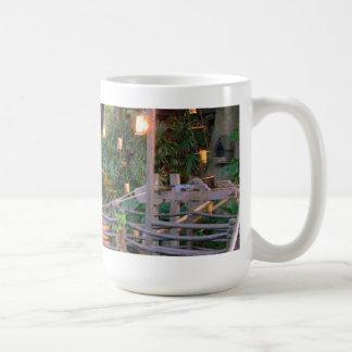 Living in the Trees Classic White Coffee Mug
