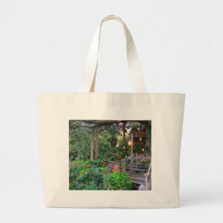 Living in the Trees Tote Bag