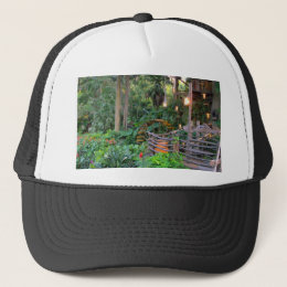 Living in the Trees Trucker Hat