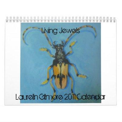 Living Jewels Wall Calendars