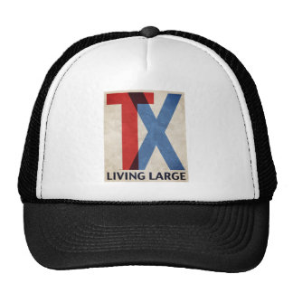Living Large In Texas Trucker Hat