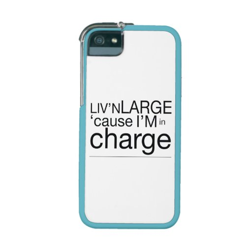 Living Large iPhone 5 Cases