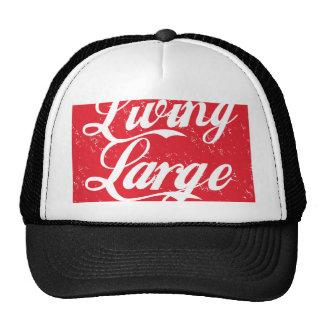 Living Large Pride Trucker Hat