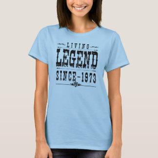 Living Legend Since 1973 T-Shirt