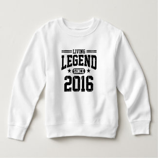 Living Legend Since 2016 Tee Shirt