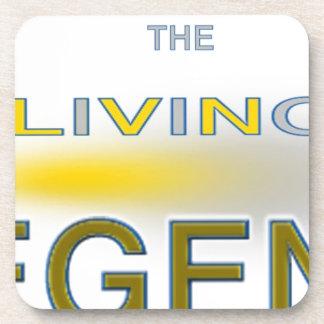 Living Legend Unique Designs Beverage Coaster