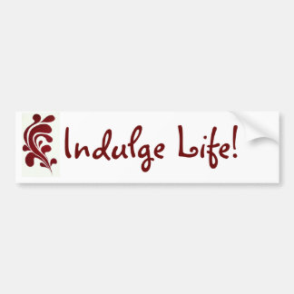 Living Love Bumper Stickers
