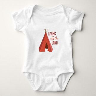 Living Off Land Infant Creeper