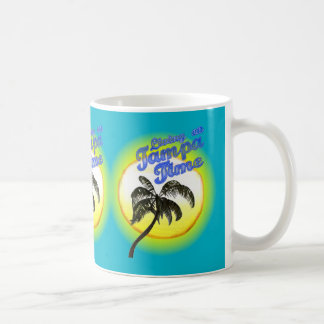 Living On Tampa Time Mug. Coffee Mug