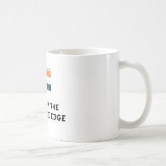 Living on the Acid / Base Edge Coffee Mug