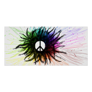Living Peace Poster
