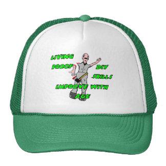Living Proof... DIY Skills Trucker Hat