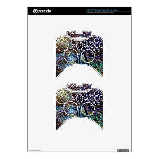 Living Reef and Fish Xbox 360 Controller Skin