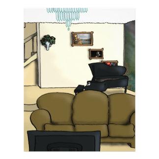 Living Room Flyer