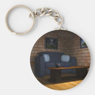 Living Room Key Chains