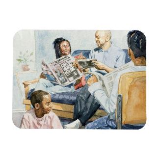 Living Room Serenades 2003 Magnet