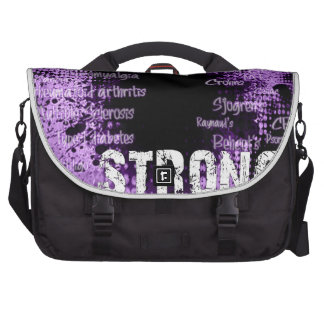 Living Strong Products Line Laptop Commuter Bag