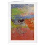 Living Sunrise by Pia f. Walker Greeting Card