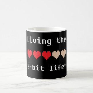 Living the 8-bit life Mug