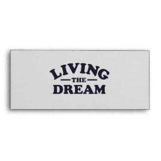 Living the Dream Envelope