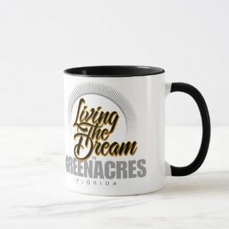 Living the Dream in Greenacres Mug