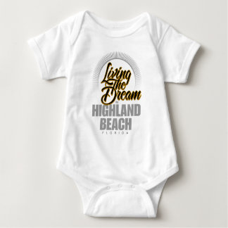 Living the Dream in Highland Beach Tee Shirts
