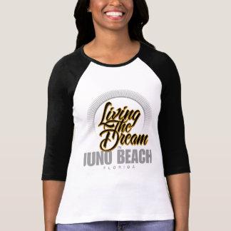 Living the Dream in Juno Beach T Shirt