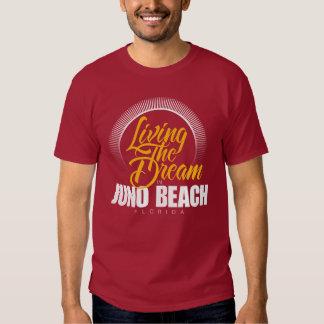 Living the Dream in Juno Beach Tees