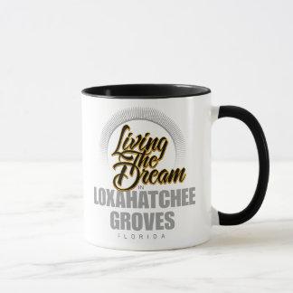 living the Dream in Loxahatchee Groves Mug
