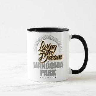 Living the Dream in Mangonia Park Mug
