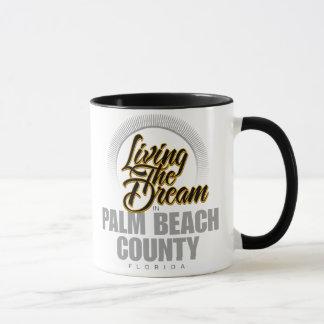 Living the Dream in Palm Beach County Mug