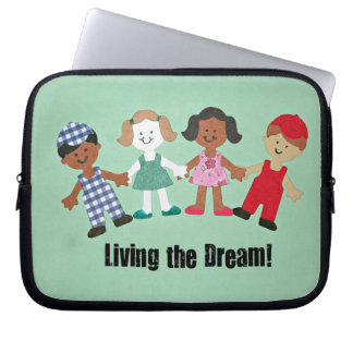 Living the Dream! Laptop Computer Sleeves