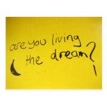 Living the Dream Postcards