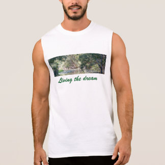 Living the Dream t-shirt - Australia