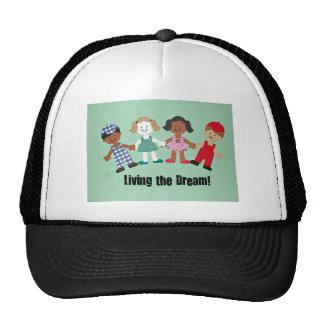 Living the Dream! Trucker Hat