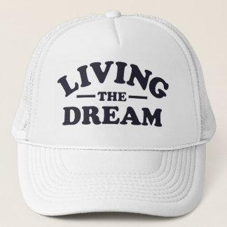 Living the Dream Trucker Hat