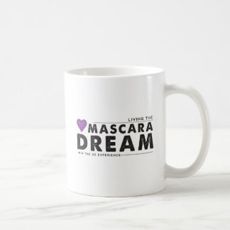 Living the Mascara Dream Coffee Mug