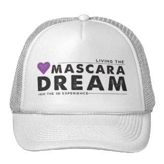 Living the Mascara Dream Trucker Style Hat