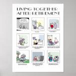 Living Together After Retirement - poster #2 Poster