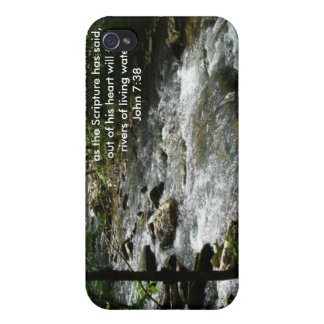 Living Water Case 3 Cases For iPhone 4