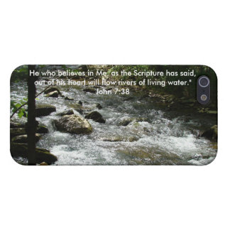 Living Water Case 3 iPhone 5 Case