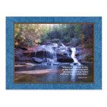 Living Water John 7:38 Postcards
