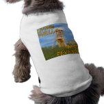 Living Well The Best Revenge Doggie T-shirt