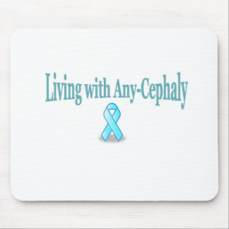 Living with Any-Cephaly Mouse Pad