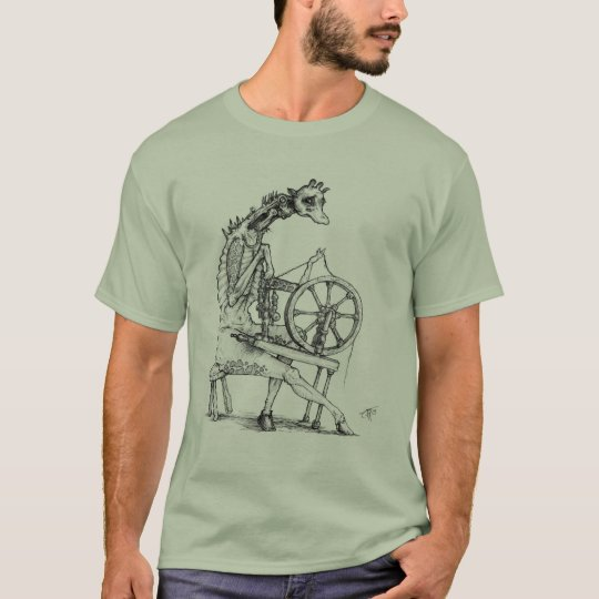 Living with Spindles, but dreaming of Singers T-Shirt