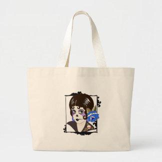 LivingDeadGirl Large Tote Bag