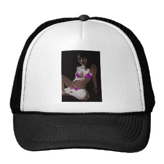 LivingDoll 3 Mesh Hats